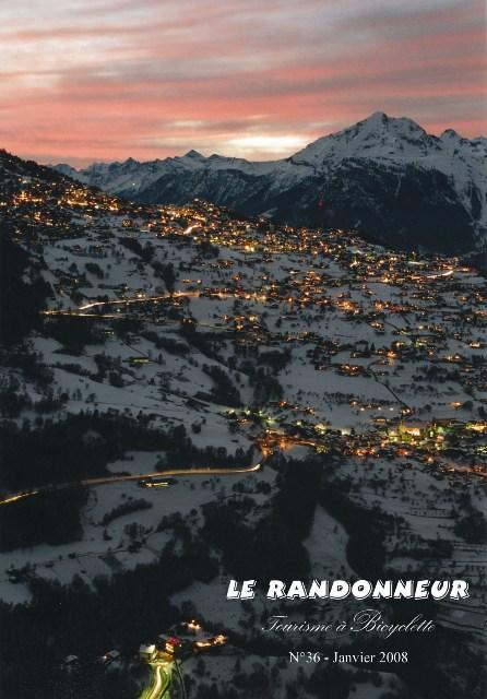 Le Randonneur Numéro 36 couverture