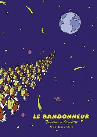 Le Randonneur Numéro 54 couverture