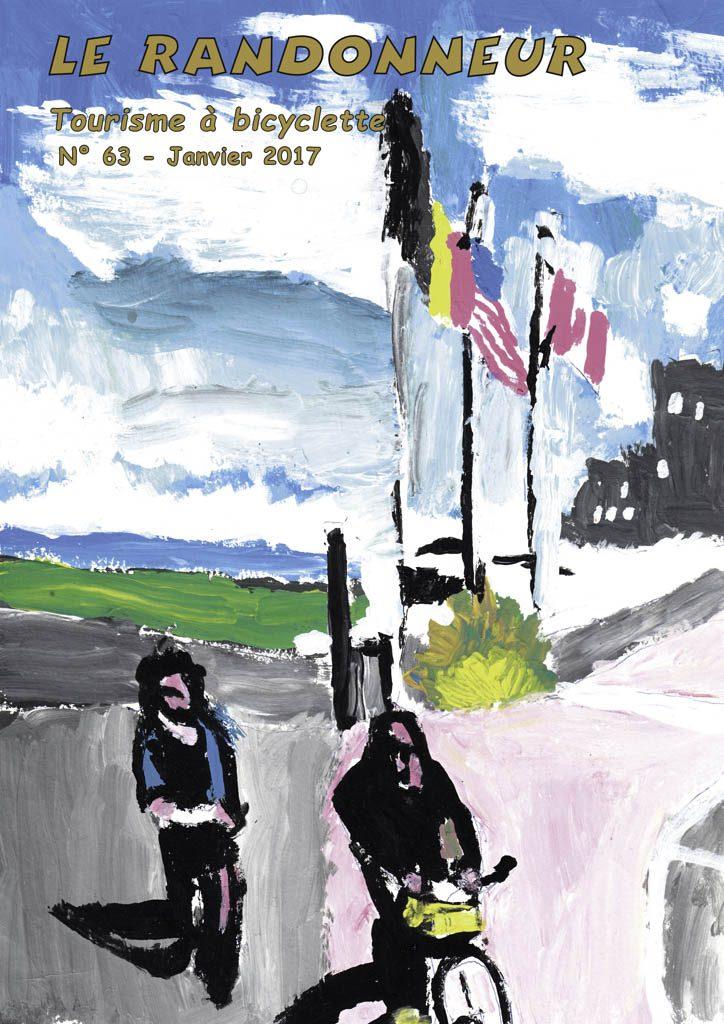 Le Randonneur Numéro 63 couverture