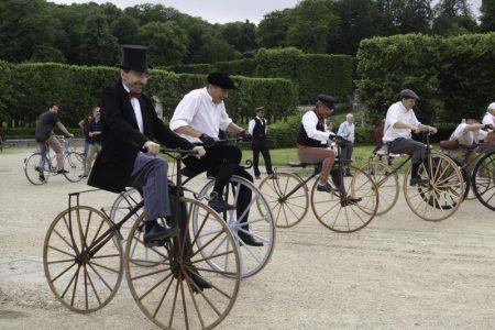 Course de vélocipèdes