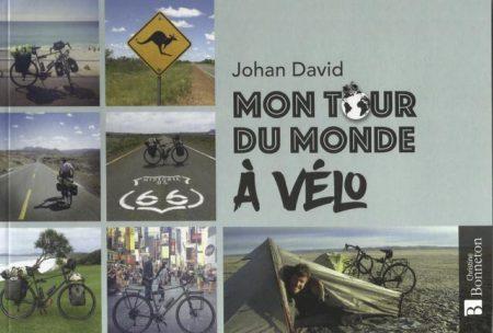 Mon tout du monde à vélo, Johan David