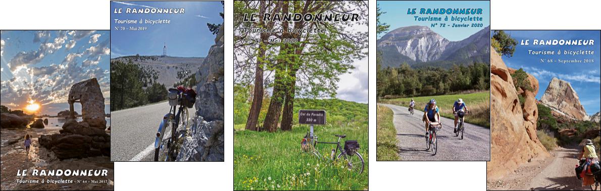 La revue du voyage à vélo et du cyclotourisme