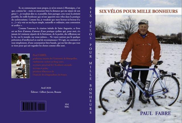 Six vélos pour mille bonheurs de Paul Fabre