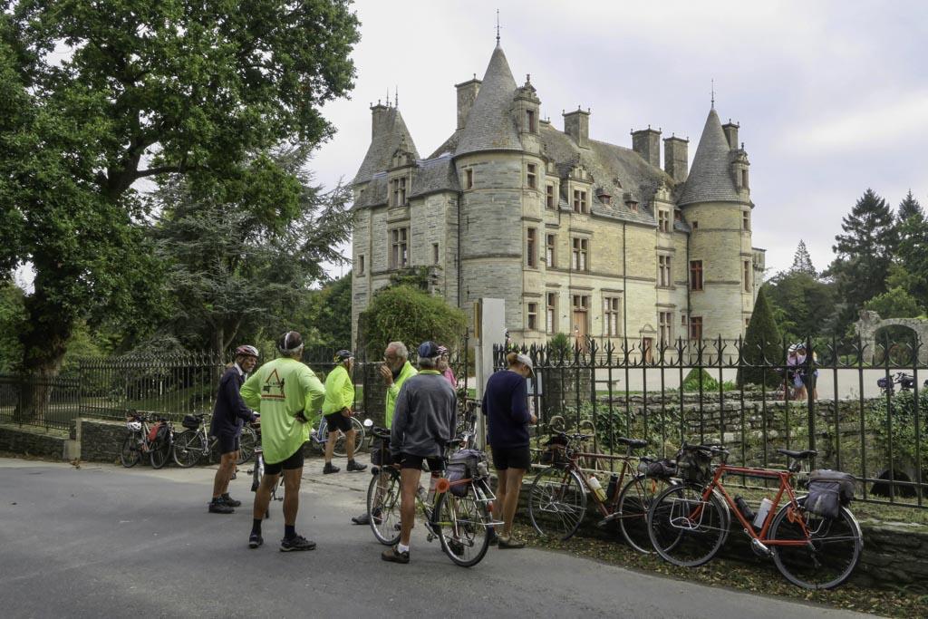 Château des Ravalet, Tourlaville