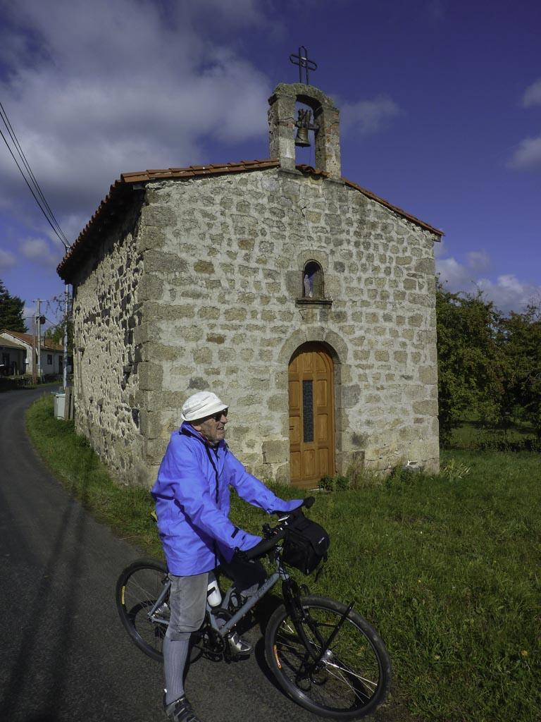 Chapelle de Vérines