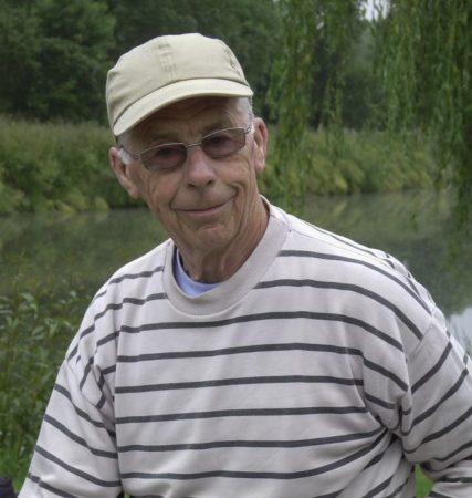 Abel Lequien à Damvix en 2009