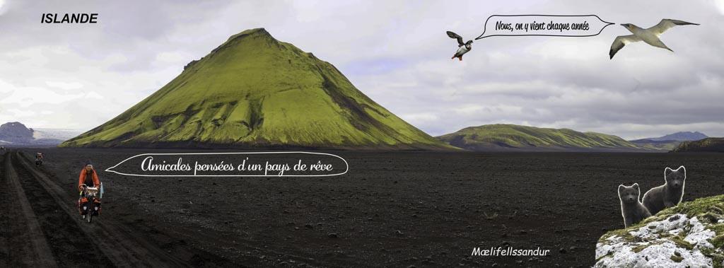 Randonnées en Islande